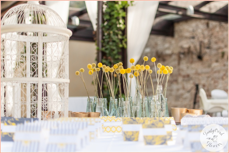 FunkyBird wedding flowers in Tuscany 19