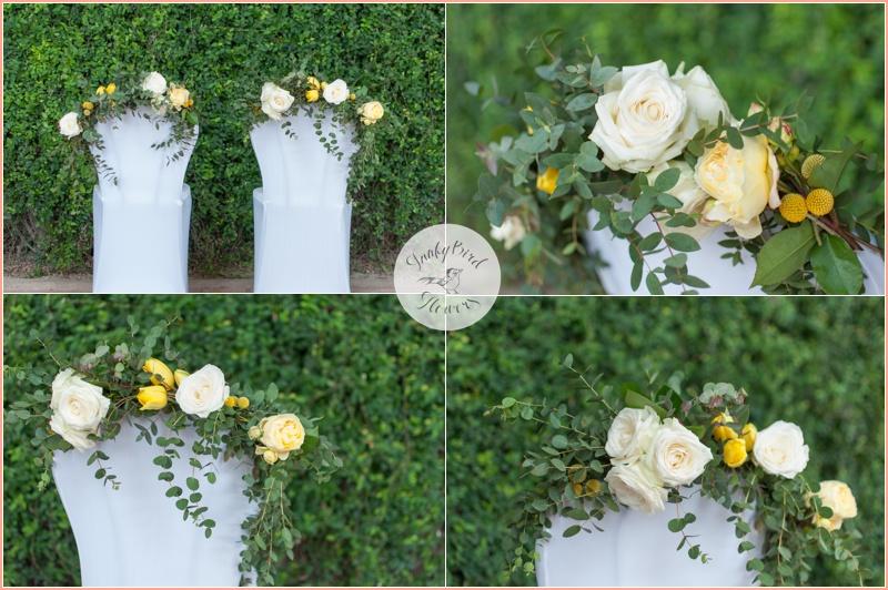FunkyBird wedding flowers in Tuscany 5