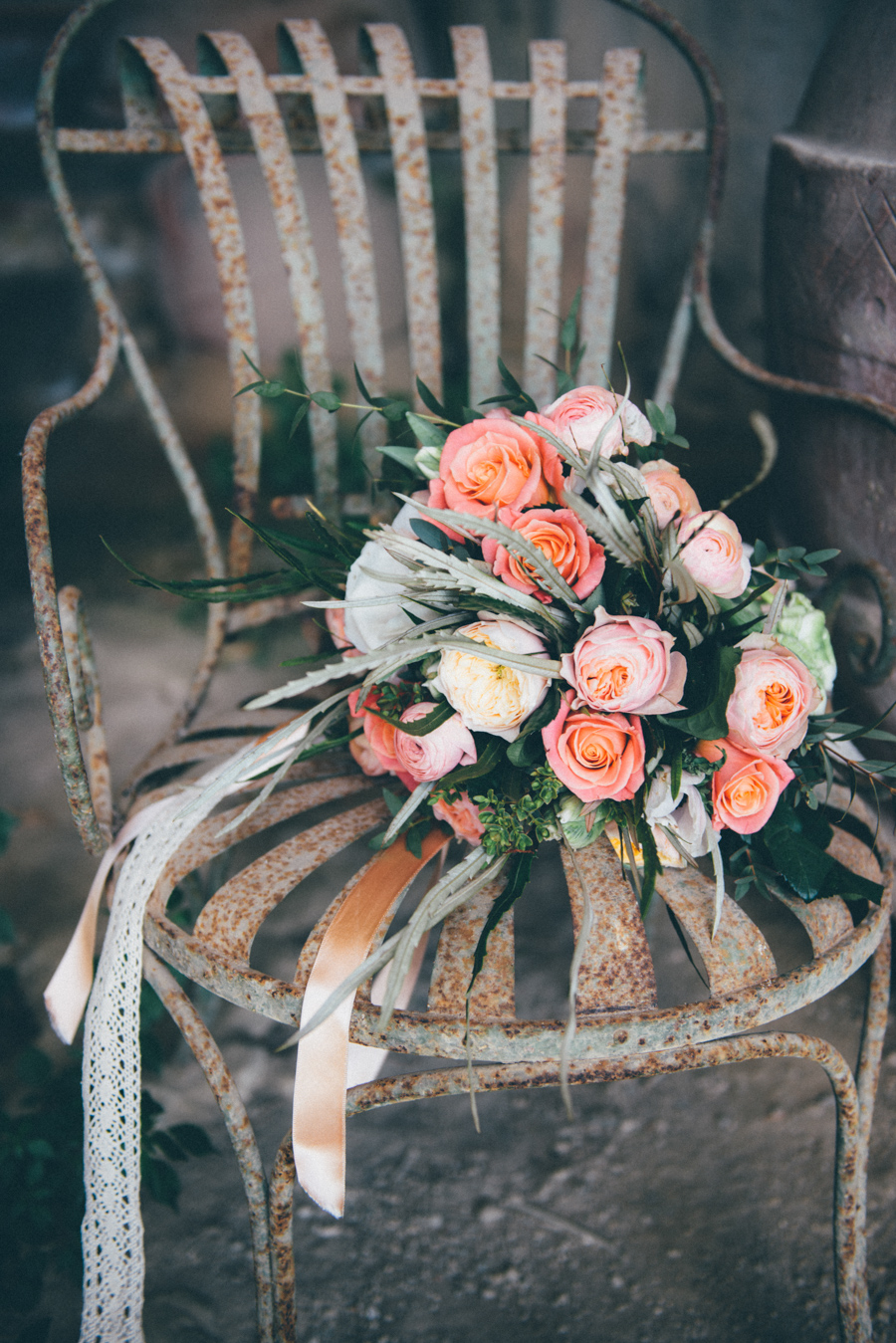 Villa di Maiano Styled Shoot - Featured on Style me Pretty