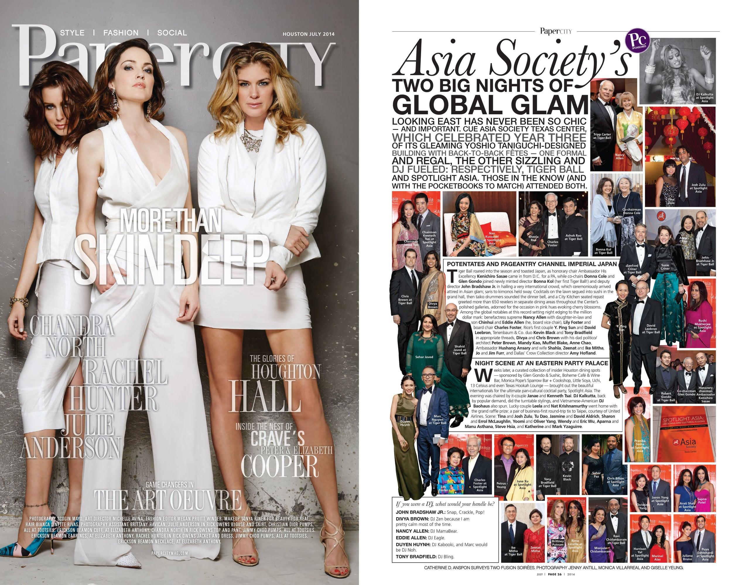 PAPERCITY MAGAZINE   JULY 2014