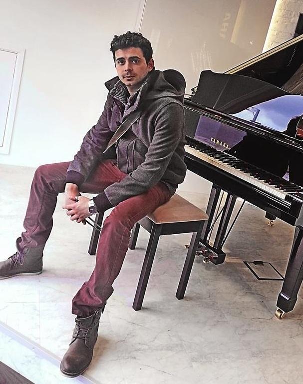 piano, music, yamaha