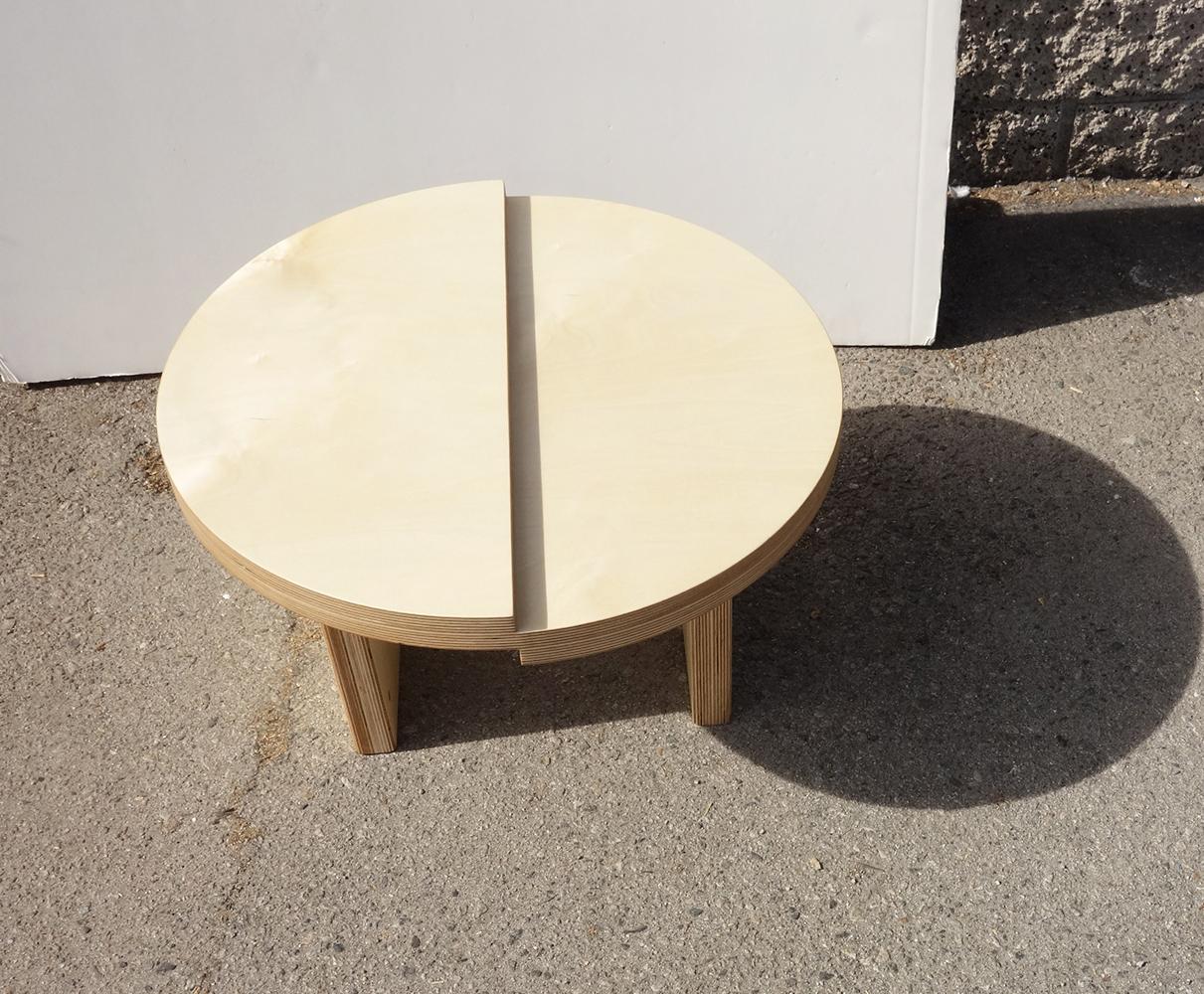 Waka Waka Bi Level Low Table Iko Iko
