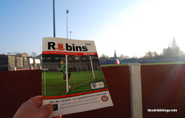 Supporting the Robins.
