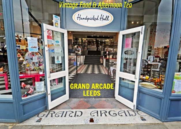 Handpicked Hall at the Grand Arcade Leeds