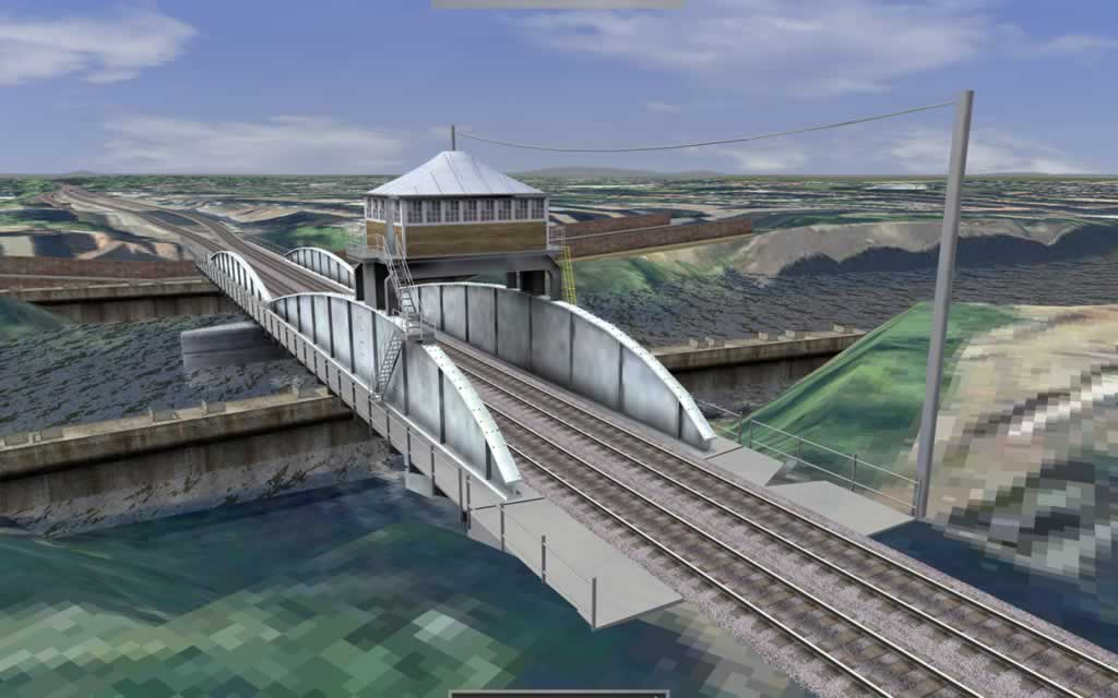 Above - Shows a graphic of the current state of the bridge before the development  The drawings and plans for the major refurbishment to the Selbyswing bridge will be on display in the town next month.  The £14 million investment is the largest investment in the bridge since it was built in 1889. Pre work has started on the bridge but the main overhaul will start on Friday, July 26, running until September.  The bridge will have steelwork repaired, sections of the bridge replaced and strengthened, a new coat of paint, repairs to the hydraulic system and track, and new walkways and steps for bridge operators.  Trains will be affected from many destinations, updates on rail service changes are to follow shortly. Replacement bus services will be put on throughout the repairs.  To attend the drop-in event go to the ground floor of the site offices on Ousegate, Selby, from 10am to 7pm on Thursday, July 3rd. Members of the Network Rail team and staff from train operating companies will be on-hand to answer your queries and discuss the road closures and changes to train services needed to complete the work.  If you would like more information on the development please visit nationalrail.co.uk or phone 08457 484950.
