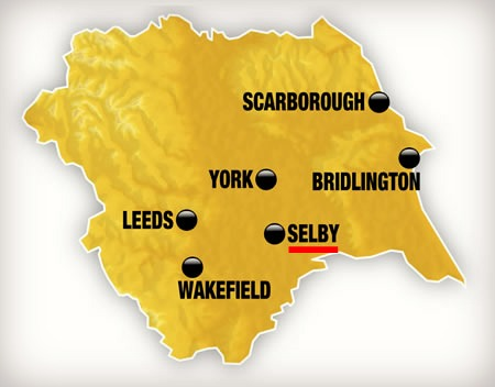Selby is set to play a major part in the world famous Tour De France 2015 (Tour De Yorkshire).  International eyes will be upon Selby has our townhas been chosen to host a stage ofthe start or finish of the race in 2015, Le Tour Yorkshire. More plans will be revealed shortly.  So will Selby be awash with yellow bicycles, flags and chanting spectators, we think so...  Selby played a great part during the Olympic Torch route in 2012 and we are hoping that our great town will play a great part in hosting the Tour De Yorkshire with the worlds eyes watching.  SOME KEY FACTS AND FIGURES ON THE WORLD'S LARGEST ANNUAL SPORTING EVENT  The Tour de France is the world's largest annual sporting event -It starts at the end of June/beginning of July and lasts 3 weeks  The entire race covers approximately 3,500 kms -The Grand Départ is the opening of the race of the Tour de France  The Grand Départ is regularly held outside of France - in 2012 it was hosted by Belgium -A worldwide television audience of 3.5billion people watch the Tour de France annually  Over 188 countries around the world broadcast the Tour de France -121 different television channels across the world show the race every year  There are 4,700 hours of TV coverage annually -The last hour of every stage is broadcast live across western Europe  2,000 journalists representing dozens of nationalities attend the Tour every year -1,200 hotel rooms are reserved each night for the teams, staff, press and tour personnel  The Tour de France attracts 12 million spectators along the route in a typical year's race    Selby town council bid a sum of approximately £100,000 to host part of the race in Selby. More than 3 million people turned out to see the Tour de France in the streets of Yorkshire this summer. Ithas been said by local government and event organisersthat it brought over£100Million to the Yorkshire economy. Organisers in Selby are thrilled with the news that Selby is set to take part and have stated that is is a 