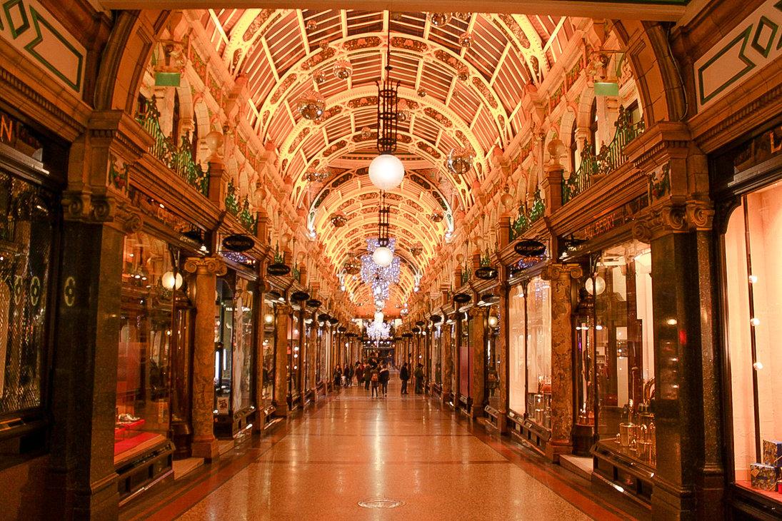 The Victoria Quarter Leeds
