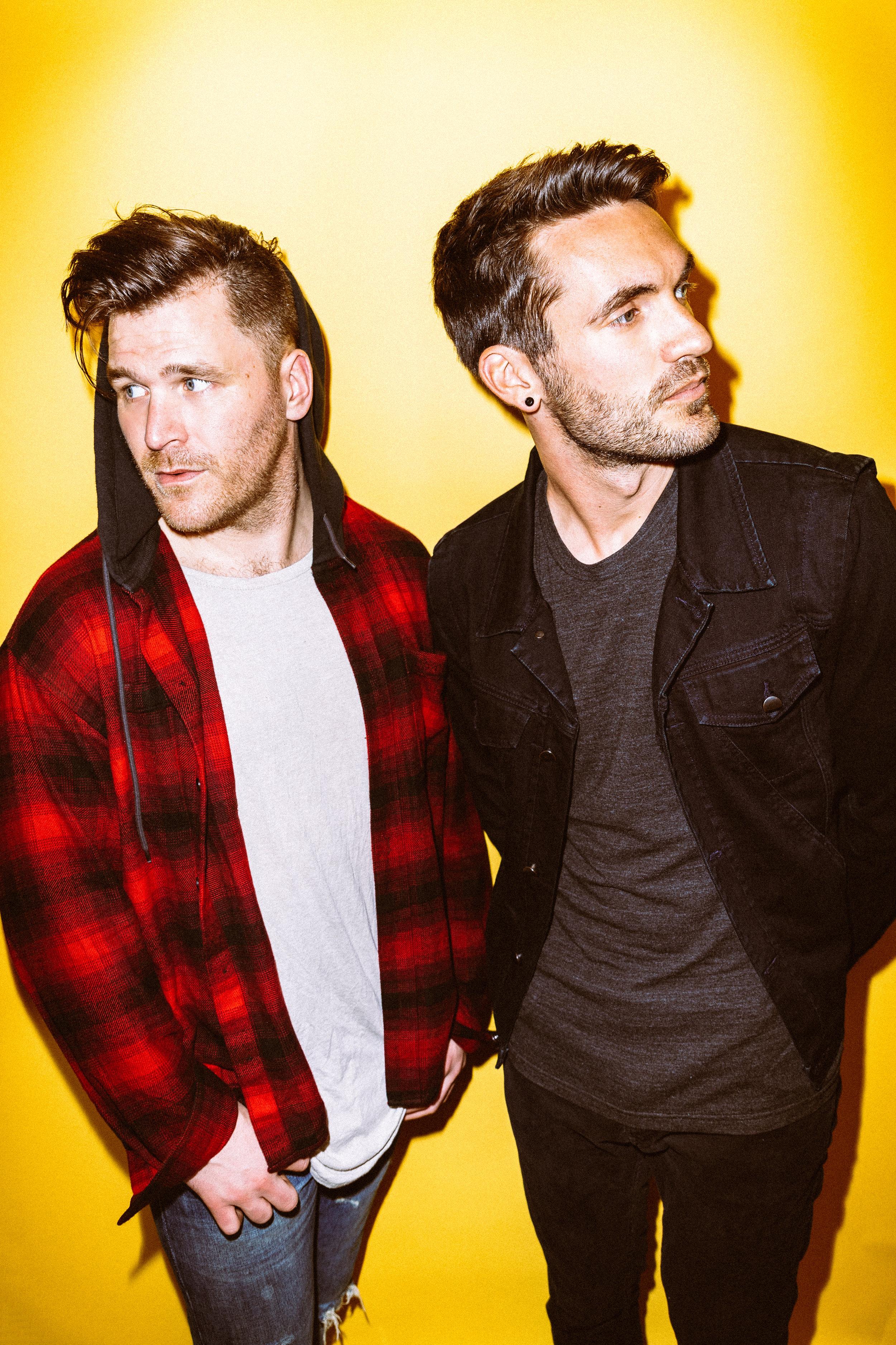 Ryan Lafferty &Charlie Maynard of Fare -