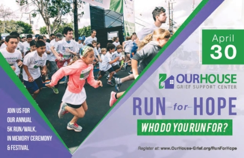 Our House Run For Hope_Wags and Walks