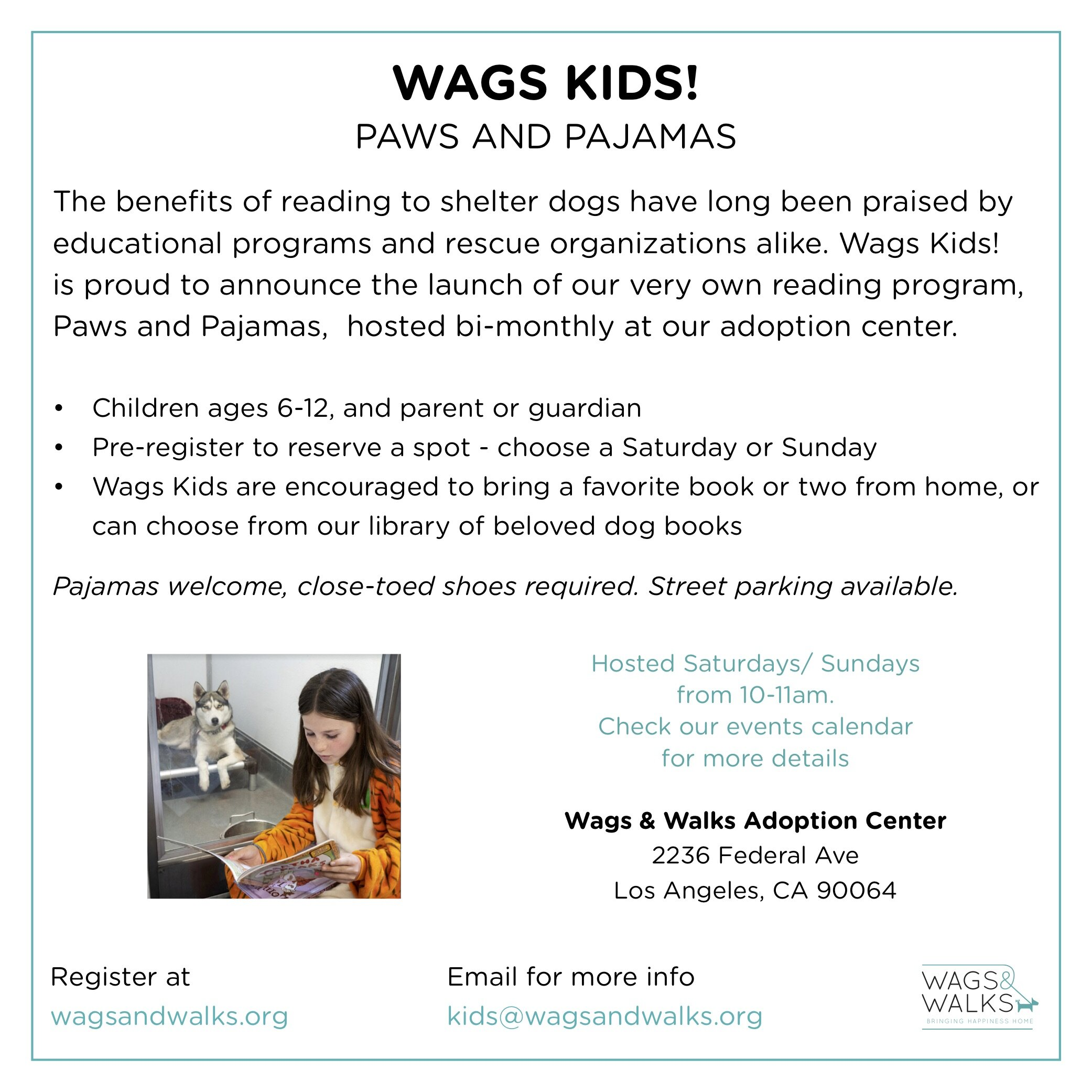 wags kids