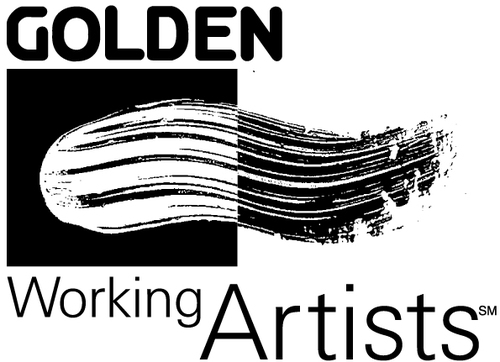Golden Working Artist