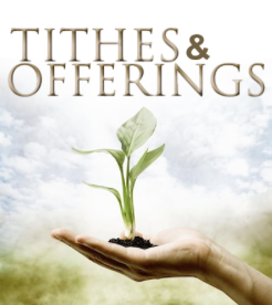 tithings and Offerings