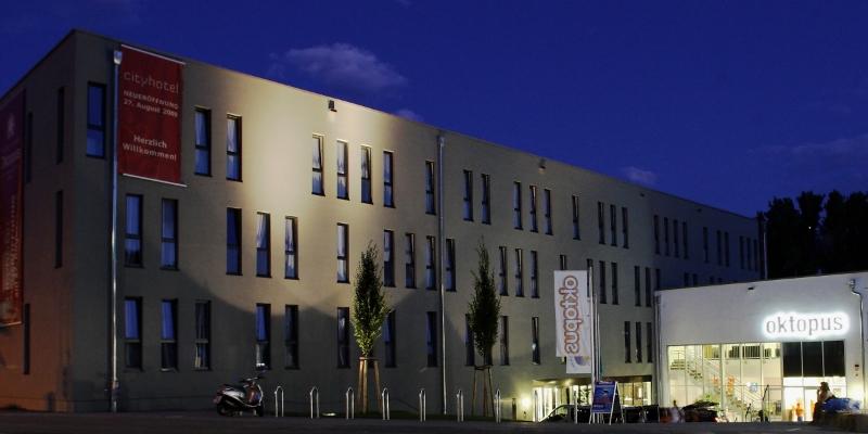 Siegburg Friendly City Hotel Oktopus