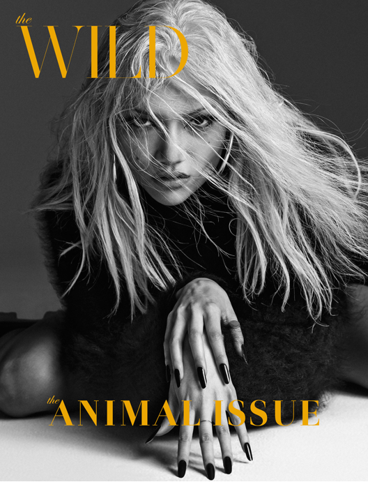 the WILD Magazine, the Animal Issue