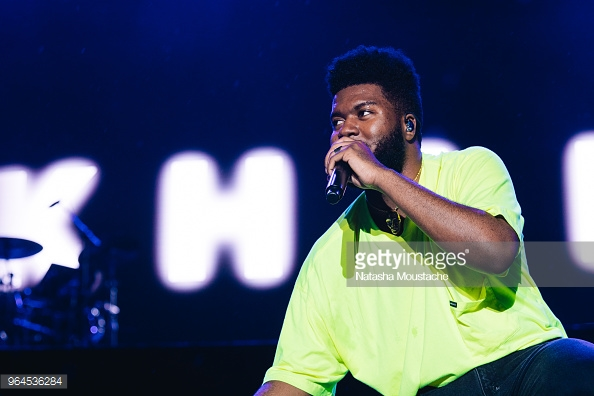 KHALID- BOSTON CALLING 2018
