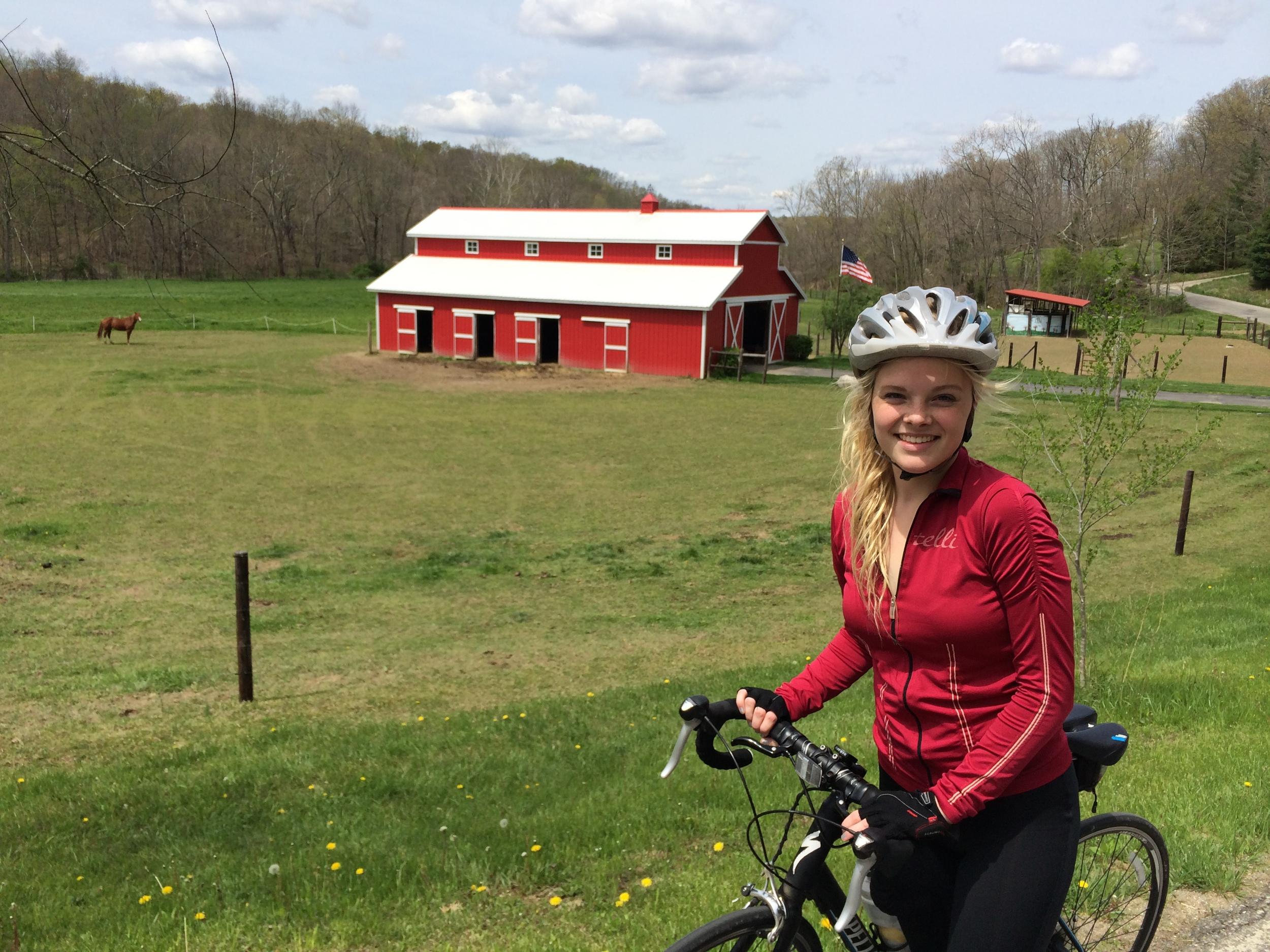 Columbus, IN Bicycle Tour - 5/3/14