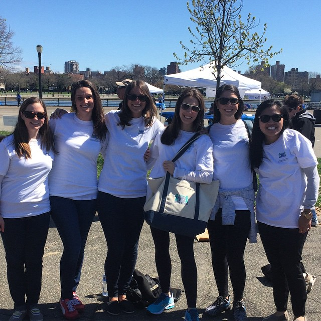 Bridge Kids in Action at the annual Autism Speaks Walk in Queens in April 2015. We love raising money and awareness for a cause near and dear to our hearts.