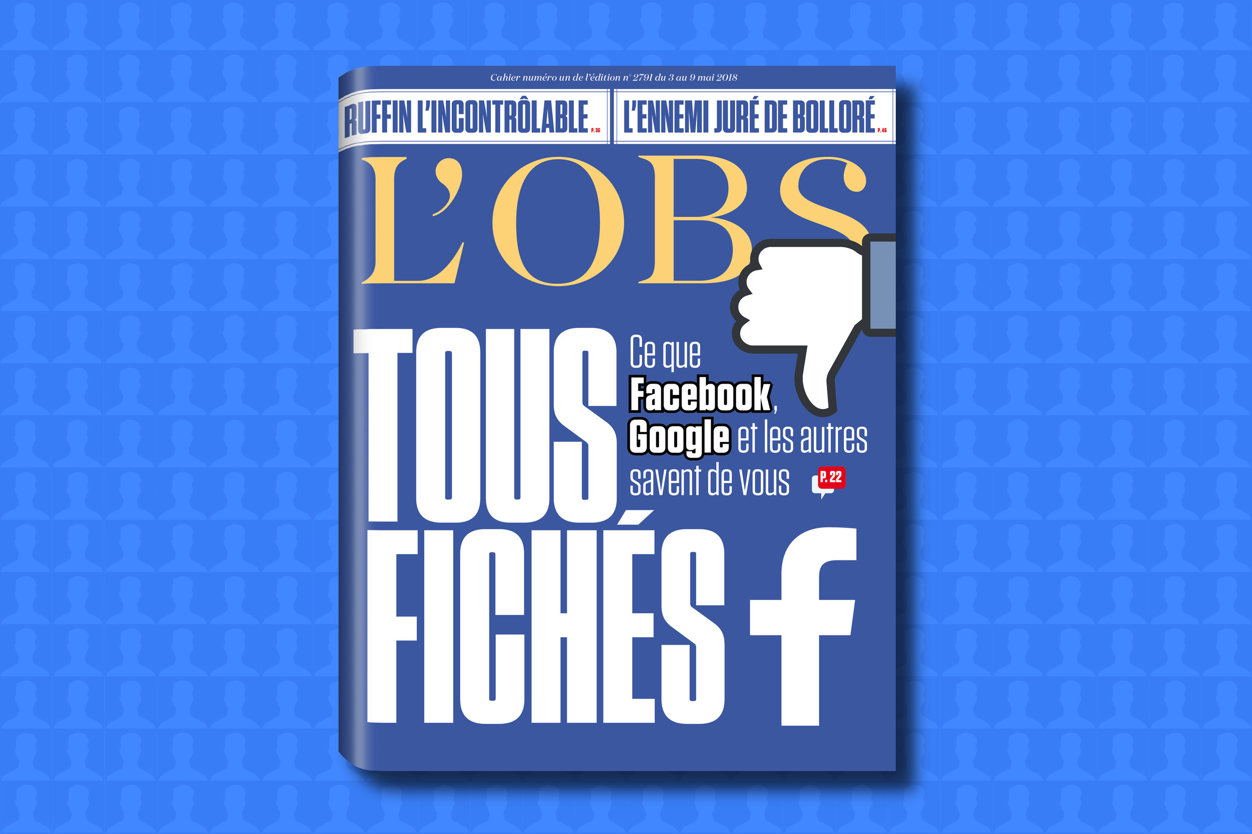 COVER L'OBS