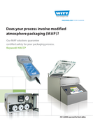 Brochure WITT Devices for MAP Packaging