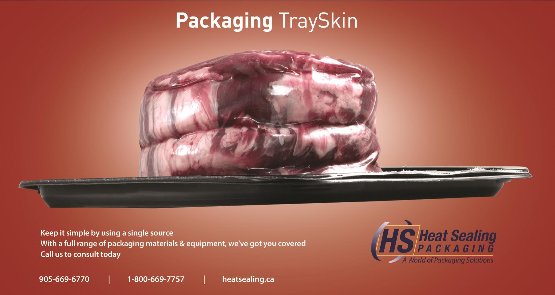 TraySkin Packaging