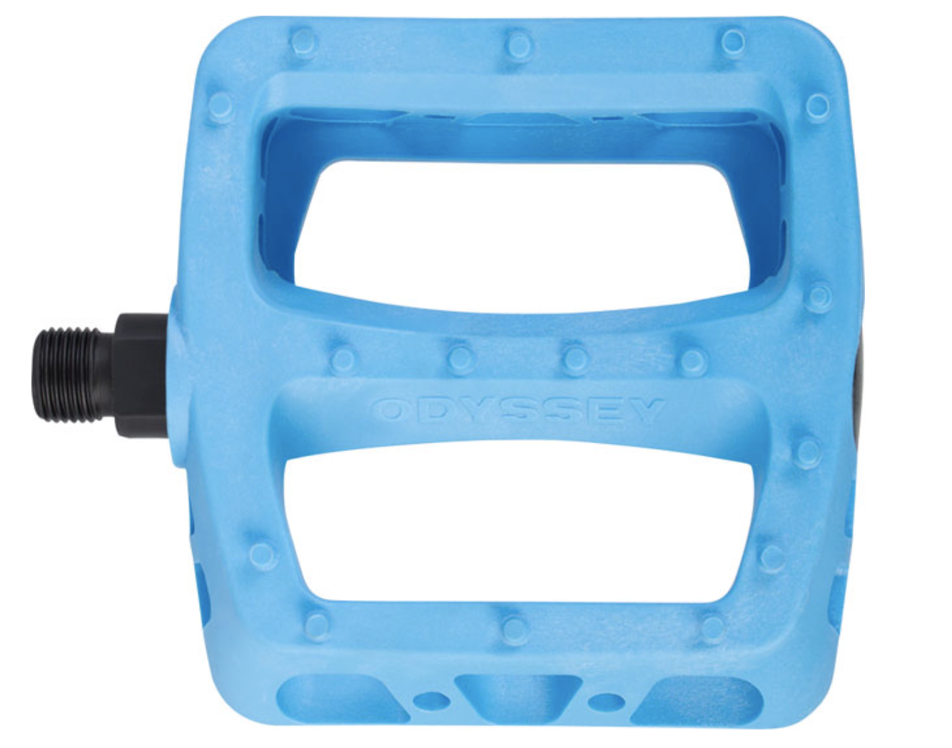 super sweet blue pedals $23