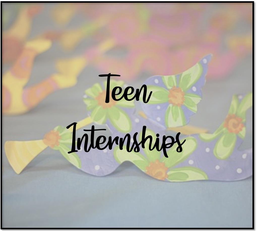 Teen Internships