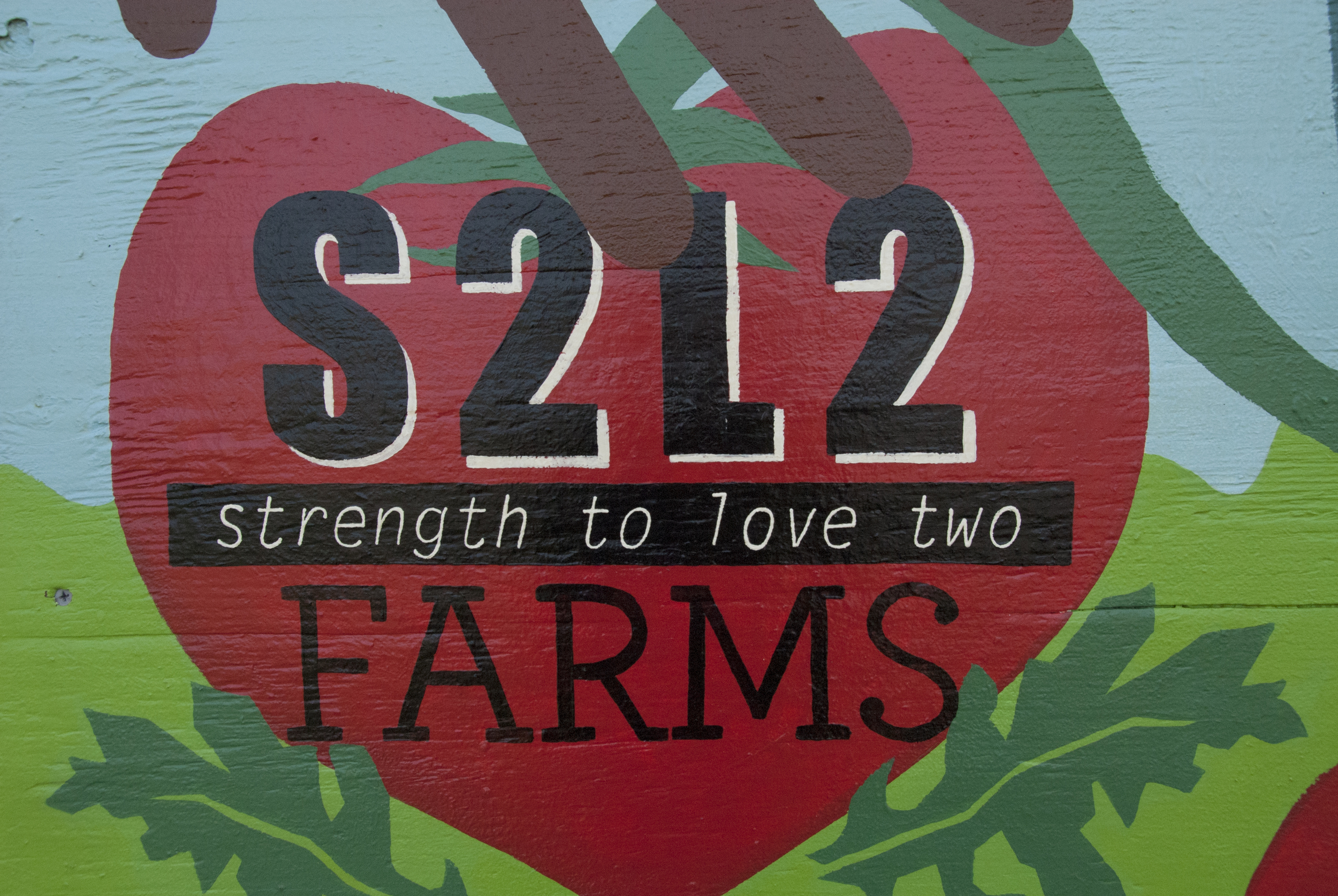 photo credit: Emily Chow Bluck  S2L2 Farms logo designed by: Emily Chow Bluck