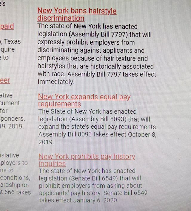 Sometimes I do HR stuff for work... So excited about these new bills!!!!! #antidiscriminationbill #humanresources 💁
