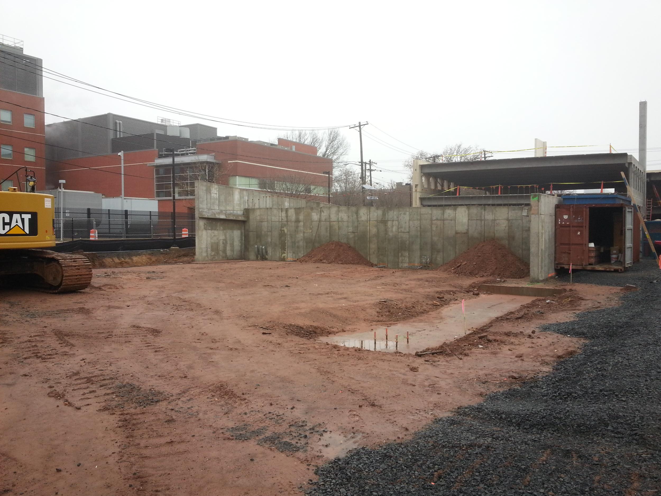 New Jersey Institute of Technology Parking Garage - Newark, NJ