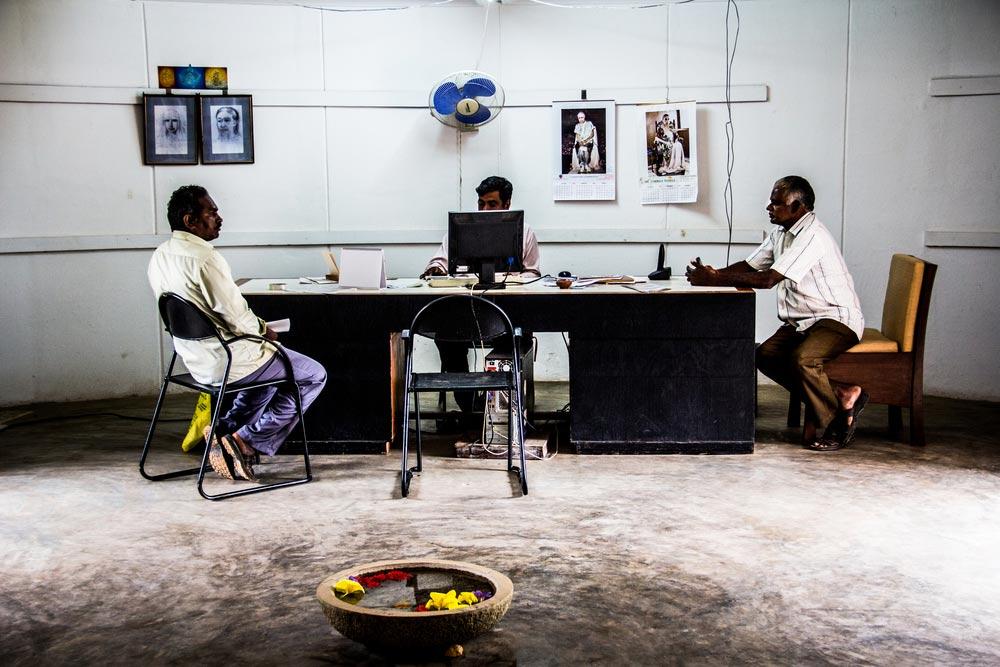 Auroville office