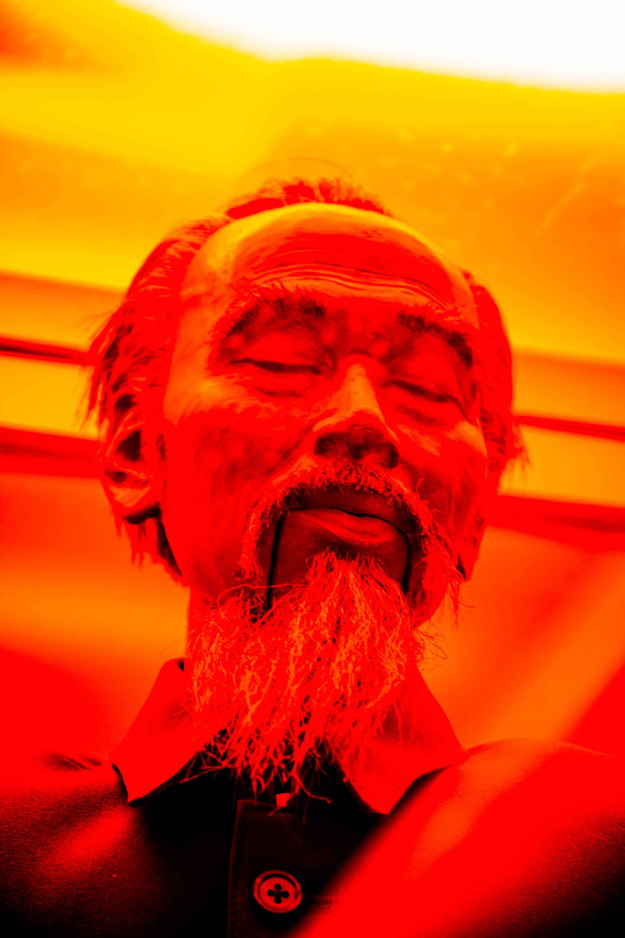 Red Ho Chi Minh