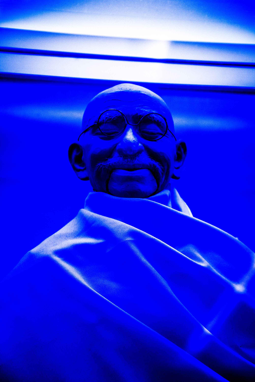 Blue Ghandi