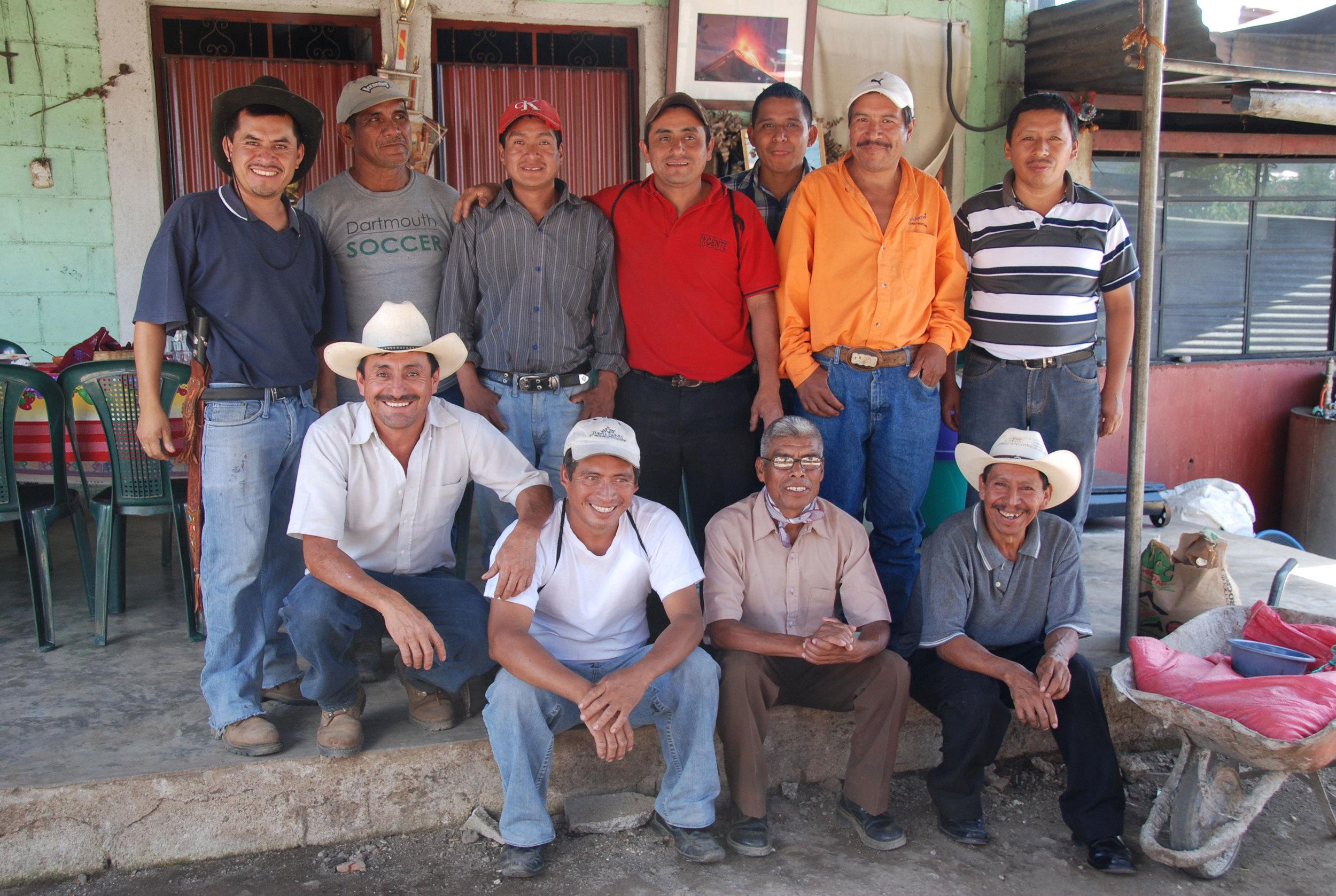 DLG crew