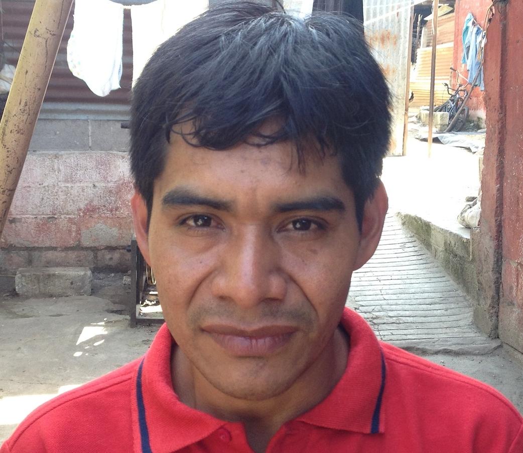 Armando coffee farmer