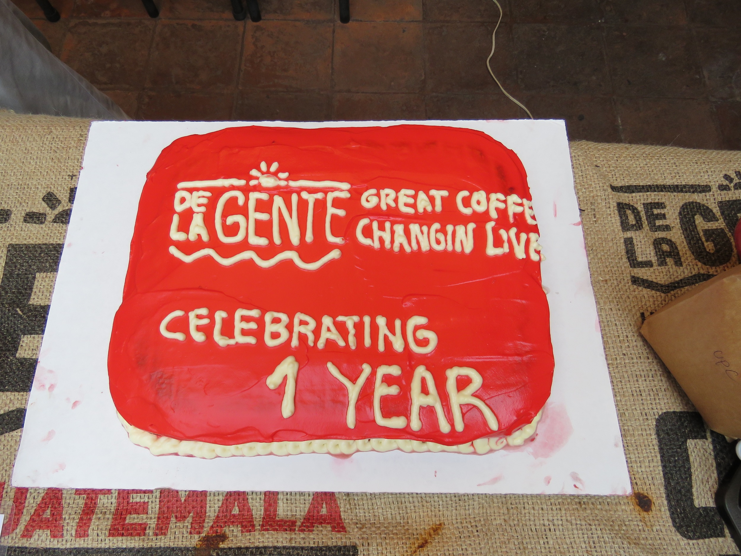 DLG cake