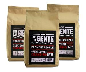 DLG coffee sampler pack