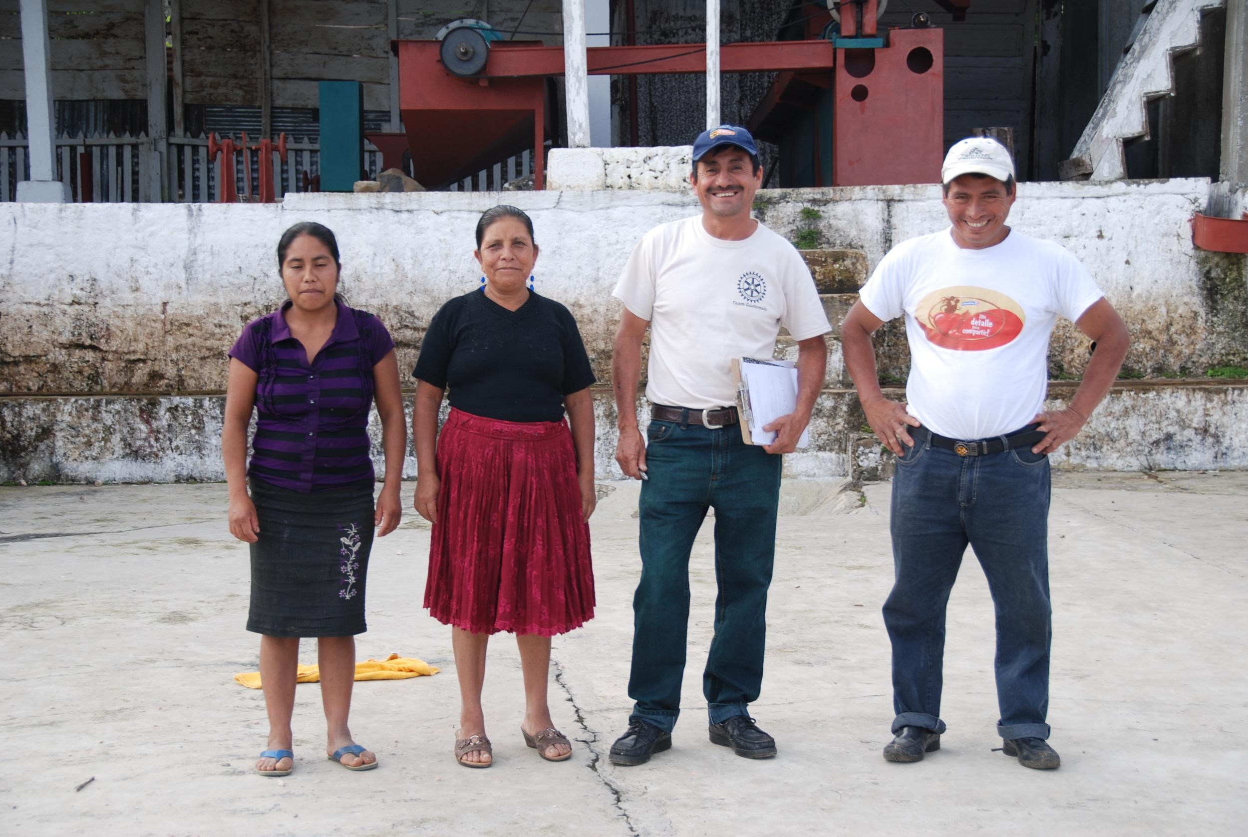 Women leaders with Timo and Eduardo.JPG