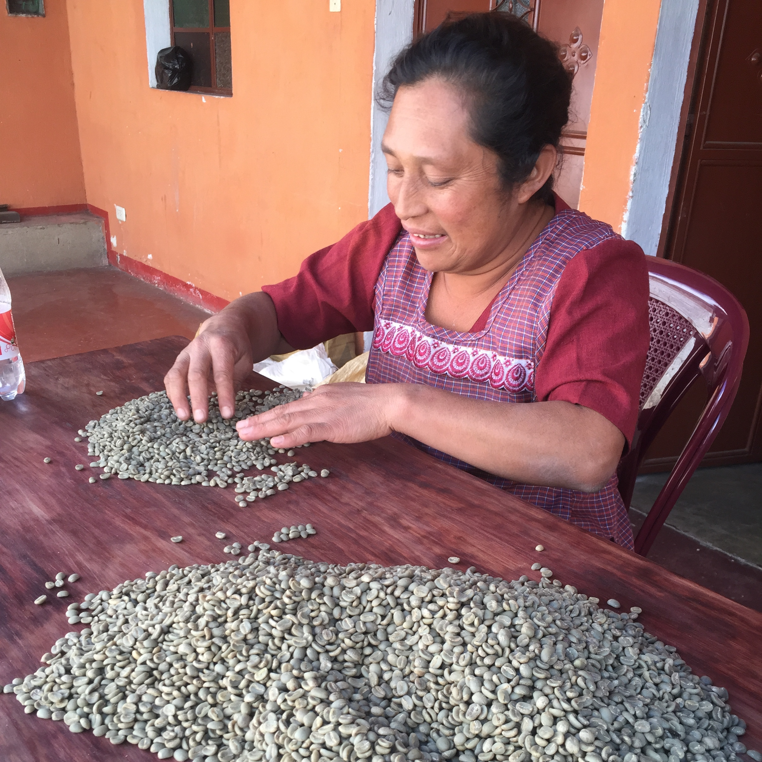 finding the best coffee beans