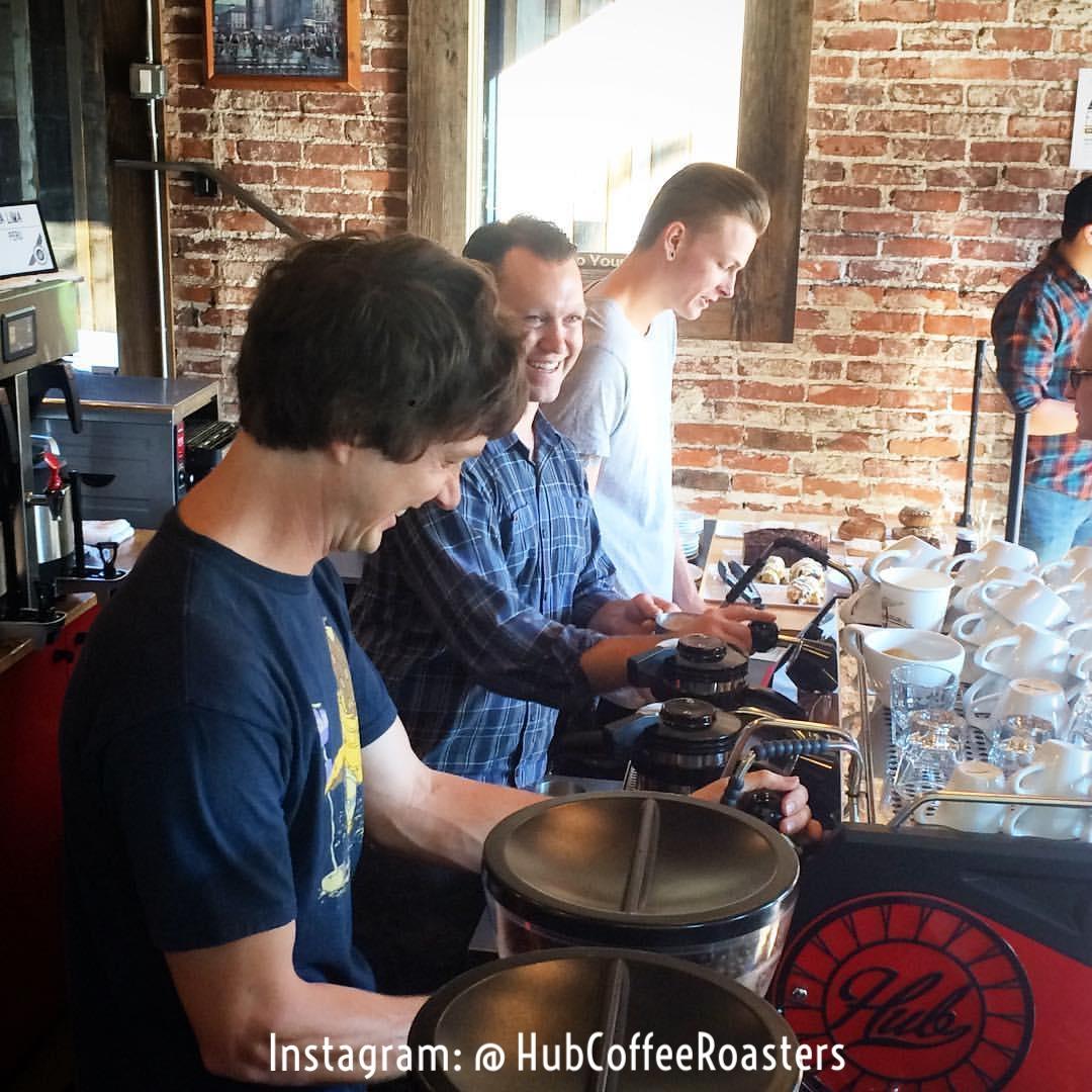 Hub Coffee Roasters