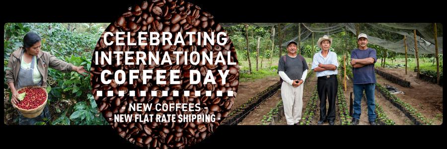 International Coffee Day - De la Gente