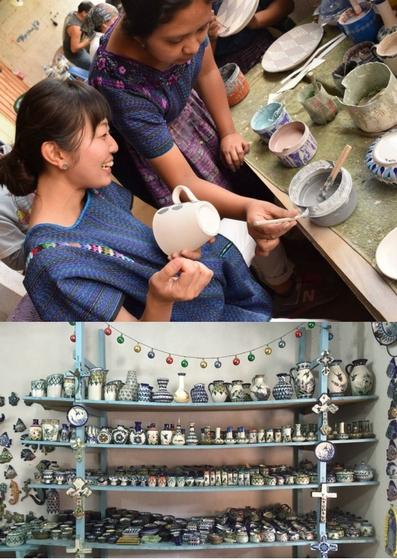 Ceramica Mayan-ke