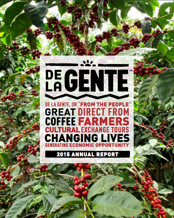 DLG 2015 Annual Report