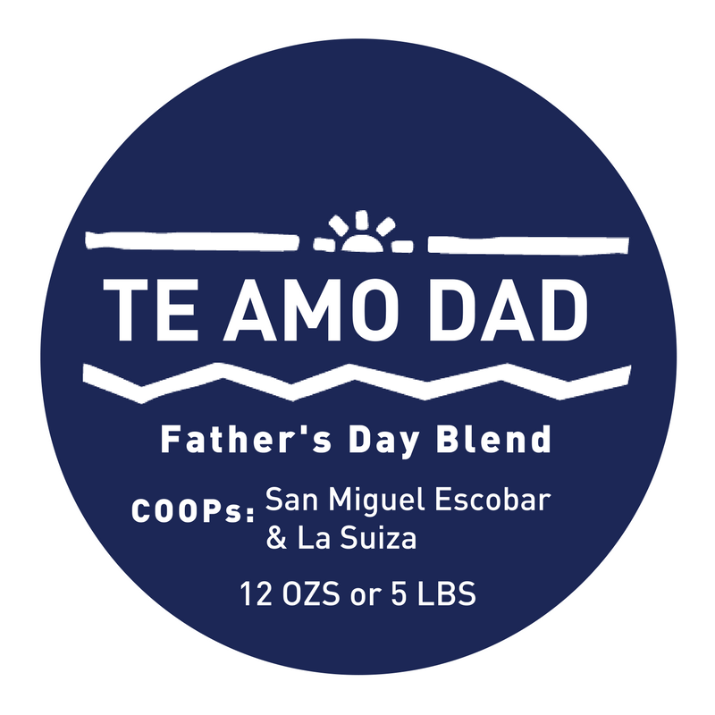 DLG Father's Day Coffee Blend Gift