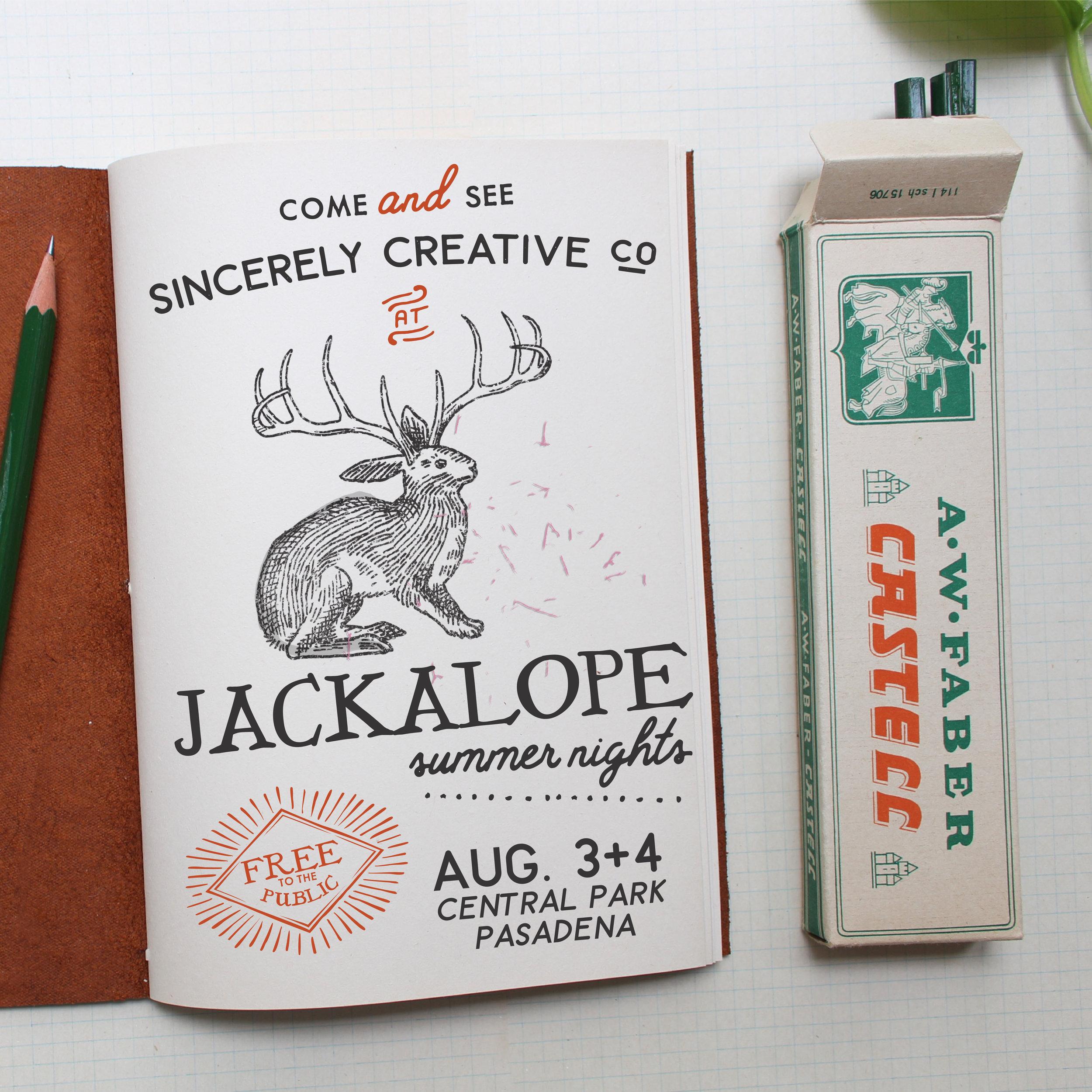 SCCO at Jackalope