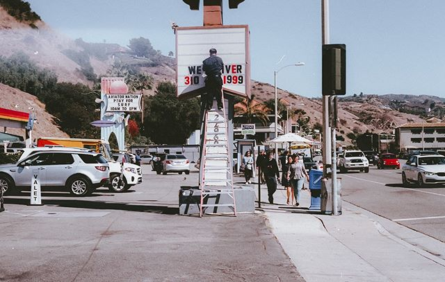 This photograph has long been one of my favorite shots. Pink ladder. Typography in the wild. Malibu, California. Vintage Canon film camera. #malibu #californiavibes #typographyinthewild⠀⠀⠀⠀⠀⠀⠀⠀⠀ ⠀⠀⠀⠀⠀⠀⠀⠀⠀⠀⠀⠀⠀⠀⠀⠀⠀⠀⠀⠀⠀ •⠀⠀⠀⠀⠀⠀⠀⠀⠀ •⠀⠀⠀⠀⠀⠀⠀⠀⠀ ⠀⠀⠀⠀⠀⠀⠀⠀⠀⠀⠀⠀ ⠀⠀⠀⠀⠀⠀⠀⠀⠀ #35mm #filmphotography #55mm #filmtravelphotography #streetphotography #wanderingnotlost #filmphoto #filmisnotdead #travelphotography #shootfilm #grainisgood #filmfeed #ishootfilm #streetphotographer #exploreeverywhere #travelphotography