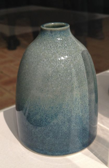 2nd prize. Simple and perfect shape and glaze.