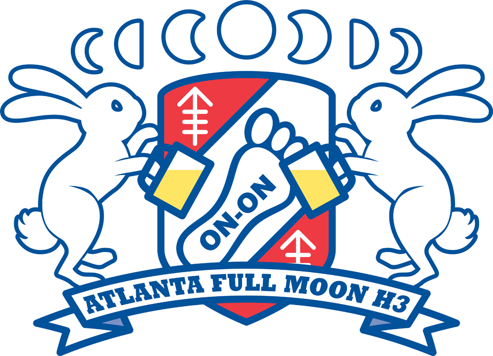 Atlanta Full Moon H3 Logo