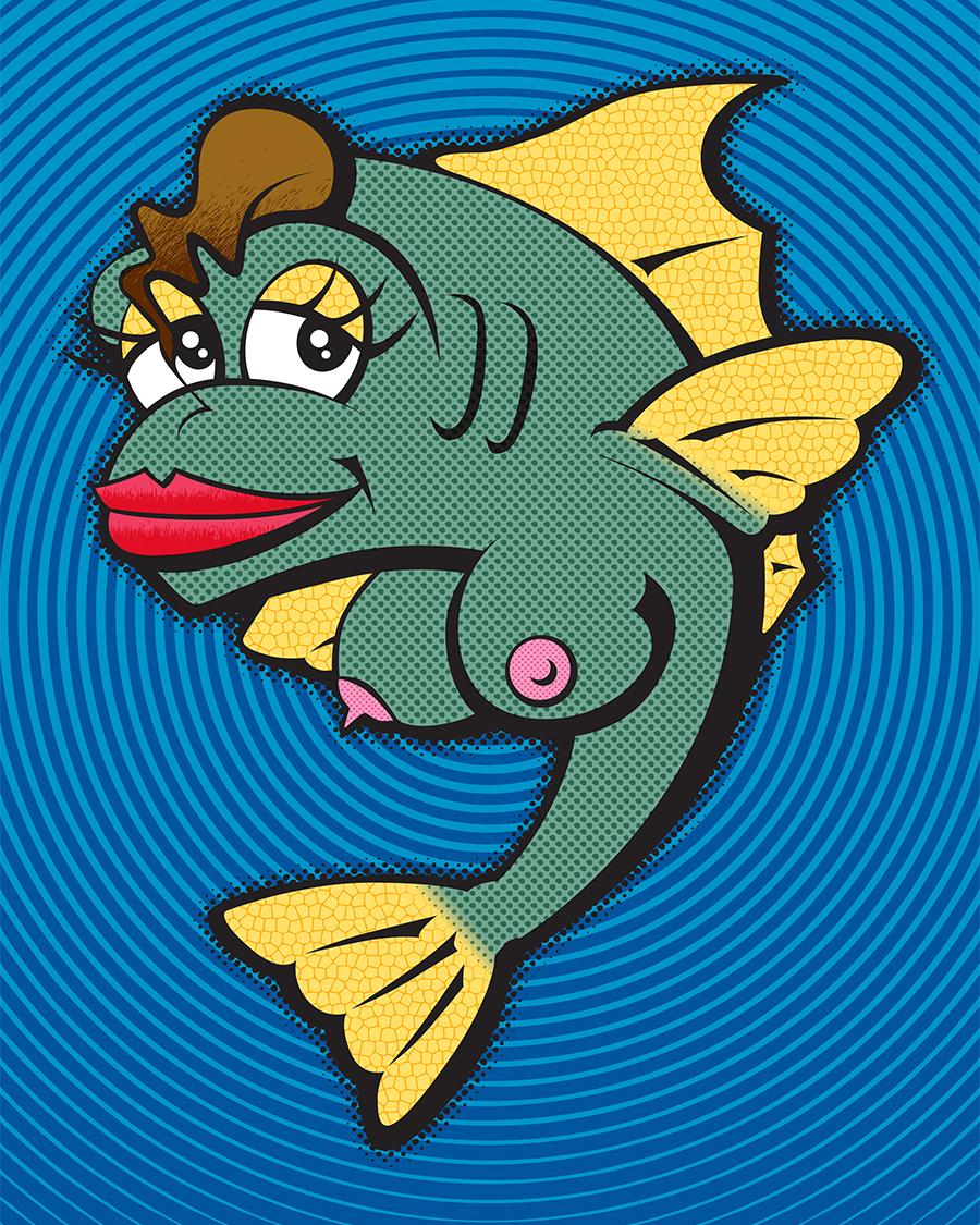 Fish N Tits