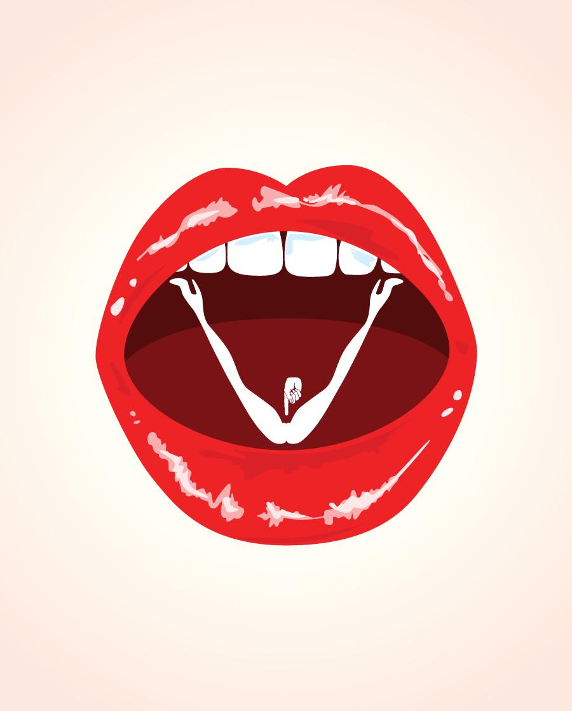 Oral V