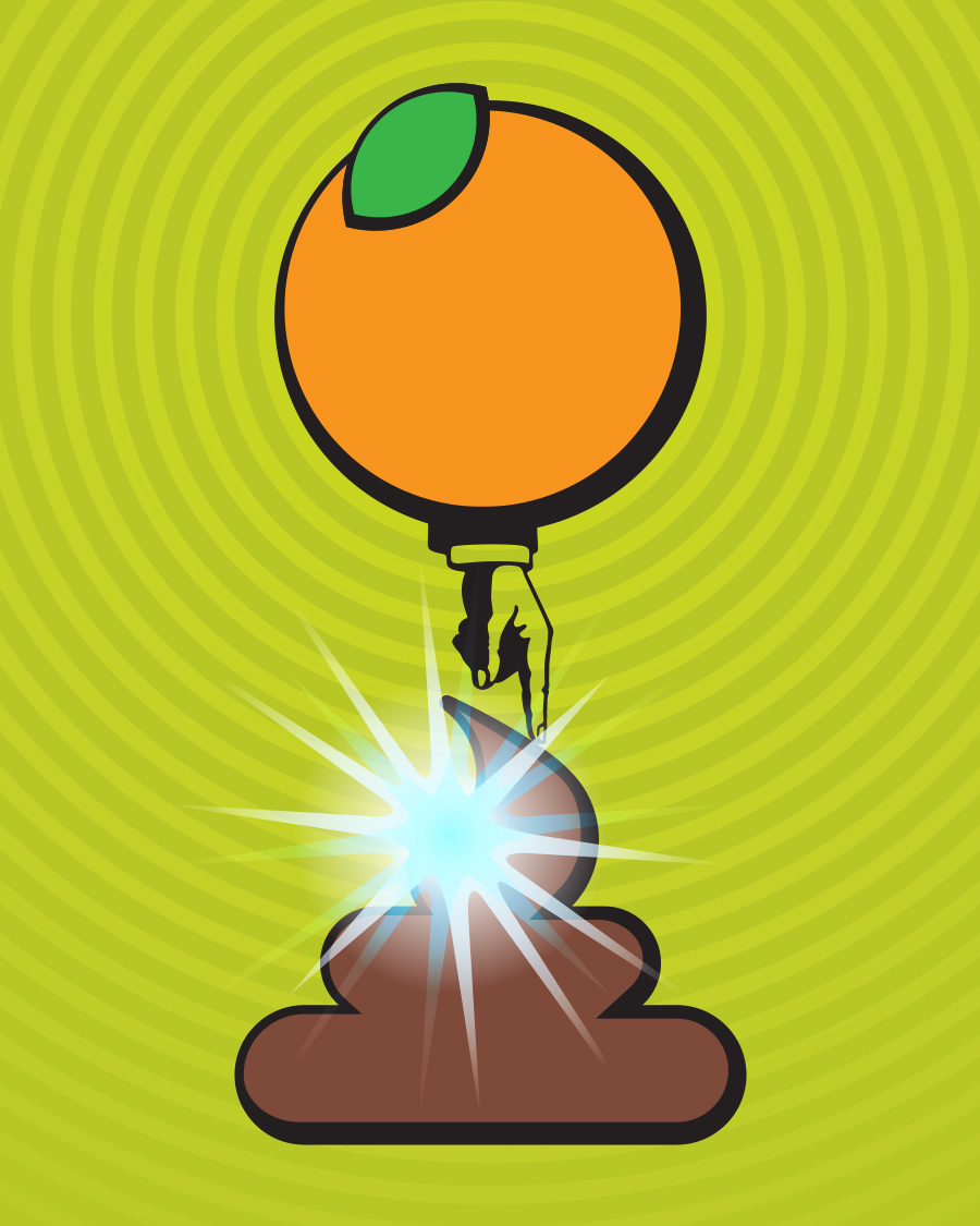 Orange Is The New Shat